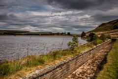 Calf Hey Reservoir (sammys gallery) Tags: england water unitedkingdom reservoir lancashire westpenninemoors calfheyreservoir