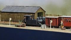 DSC00238 (BluebellModelRail) Tags: buckinghamshire may exhibition aylesbury bankholiday modelrailway 2016 blythburgh on3 railex stokemandevillestadium rdmrc