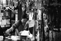 Her name, YUMI (Hagme) Tags: shop 35mmfilm ethnic