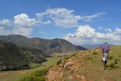 A Woman's Place in Lesotho. (Chwarae Teg - Photo Collection) Tags: wales landscape cymru scenic farmer reportage lesotho maseru awomansplace chwaraeteg lithoteng chwaraetegresearch