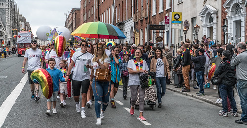 PRIDE PARADE AND FESTIVAL [DUBLIN 2016]-118059