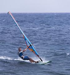 CT Windsurfer (Jackie XLY) Tags: wind windy windsurfers surfers surfing windsurfing sport lanzarote teguise costateguise sansbeachresort