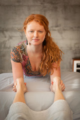Esalen Massage Photos Big Sur CA