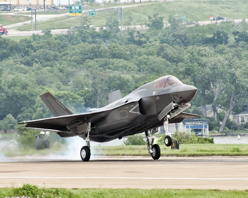 F-35 BK-1 First Flight
