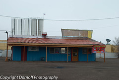 Old Drive In Now... (Dornoff Photography) Tags: restaurant nikon fastfood mexicanfood drivein idaho rupert smalltown d60 nikond60