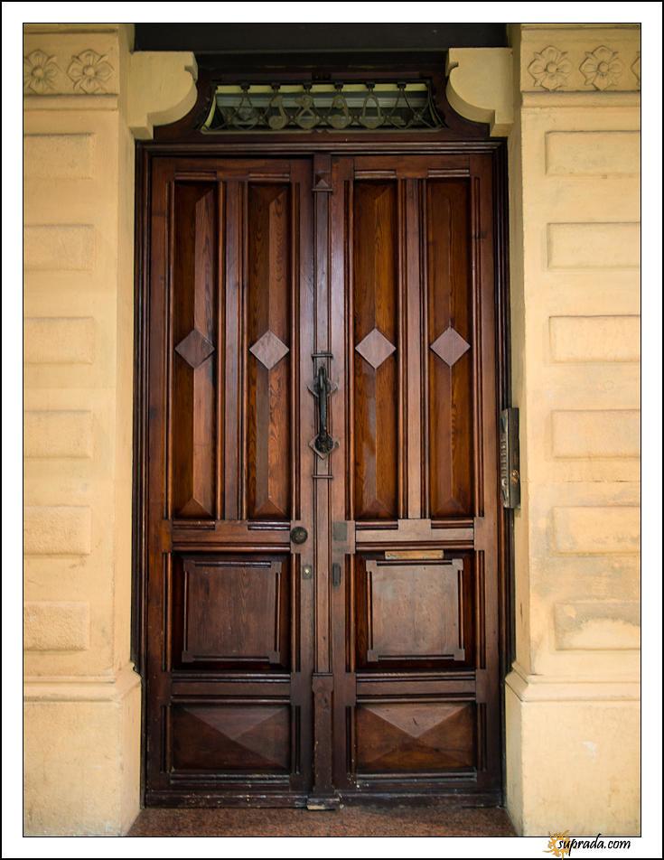 Barcelona Doors - #1