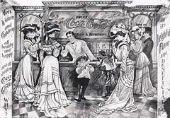 """Ice-Cream Parlors"" (FDA040) (The U.S. Food and Drug Administration) Tags: 1920s men women cocacola drugstore prohibition fda sodafountain icecreamparlor phosphatesoda"