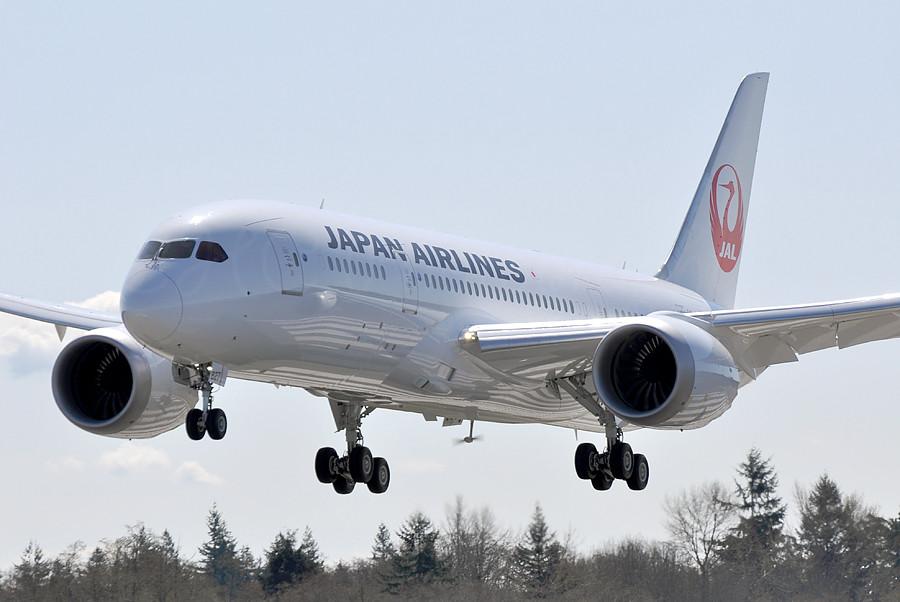 JAPAN AIRLINES B787-846 Dreamlner JA827J by C.C.H.Calvin, on Flickr