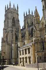 York Cathedral, Yorkshire, Nordengland