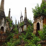 "Temples at Inthein <a style=""margin-left:10px; font-size:0.8em;"" href=""http://www.flickr.com/photos/14315427@N00/7070439241/"" target=""_blank"">@flickr</a>"