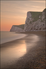 Bat's Head, Dorset (Ben Locke (Ben909)) Tags: longexposure sea beach coast dorset durdledoor nd110 batshead