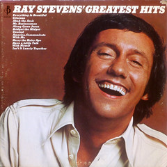 Ray Steven's Greatest Hits (epiclectic) Tags: portrait music art face vintage head album vinyl retro collection jacket cover lp record 1970 sleeve greatesthits raystevens epiclectic