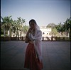 Main aur Anarkali (ylvakarlberg) Tags: portrait india film fashion analog lomo lomography delhi diana fujifilm newdelhi safdarjungstomb