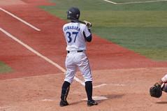 DSC04379 (shi.k) Tags: 横浜スタジアム 横浜ベイスターズ 120608 イースタンリーグ 桑原将志