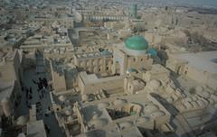 Ichon-Qala, Khiva, Uzbekistan (GingerPete) Tags: uzbekistan centralasia khiva ichonqala