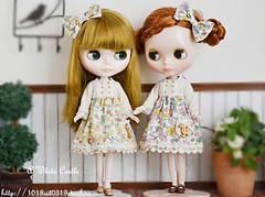 Blythe Doll Le Jardin De Maman&Blythe Doll Phoebe Maybe
