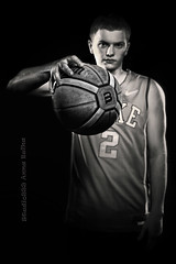 basketball player arnas (annabulka) Tags: uk light shadow portrait people bw man black art face basketball sport contrast ball dark photography model flickr body young player capture boll blackwhitephotos annabulka studio999