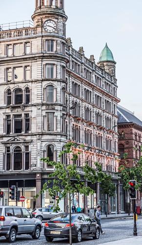 North Donegall Square - Belfast