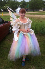 Bubble fairy (On Gossamer Wings) Tags: wedding portrait halloween bride handmade recital faery bridesmaid bridal custom faerie scarboroughfaire fairywings faeriewings photographyprop faerywings ongossamerwings fairycostumewings costumwings reanissancefaire