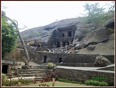 4. IN-MH-MUM-SNP - Kanheri caves (32) (Kquester) Tags: park caves national gandhi sanjay kanheri