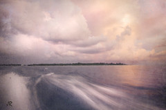 Pearly Hour. Maldives (Jenny Rainbow) Tags: ocean longexposure texture water clouds movement nikon waves pastel maldives jennyrainbowartphotography