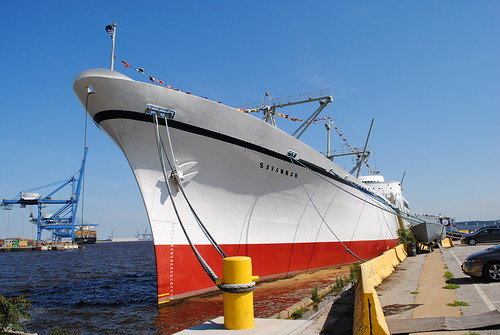 NS Savannah - Baltimore MD