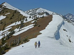 a fine ridge walk