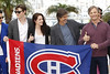Sam Riley, Kristen Stewart, Walter Salles, Viggo Mortensen 'On the Road' photocall during the 65th Cannes Film Festival Cannes, France