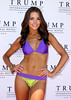 Olivia Culpo Miss Rhode Island USA Kooey Swimwear Fashion Show Featuring 2012 Miss USA Contestants at Trump International Hotel Las Vegas, Nevada