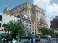 Strawbridge & Clothier Flagship Store and Walgreens, Philadelphia, PA (mrambojr) Tags: philadelphia pa walgreens strawbridges thegallery philadelphiainquirer strawbridgeclothier