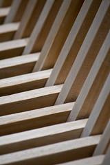 Gartenstuhl (O.I.S.) Tags: wood abstract lines eos chair holz stuhl abstrakt 30d linien 55250