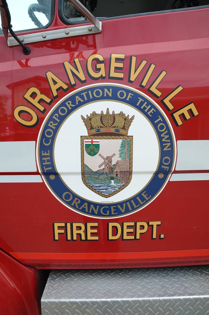 Image result for orangeville fire department