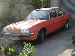 1976 Vauxhall Cavalier 1.6 GL (GoldScotland71) Tags: cavalier 16 1970s 1976 vauxhall gl mk1 rds474r