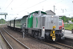 Pfingsten 2012, Bahnhof Wesel