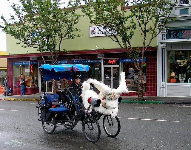 art-12 Kinetic Dog Cart