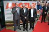 John Henshaw, Ken Loach UK premiere of 'The Angel's Share' at Cineworld Glasgow Glasgow, Scotland