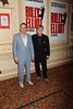 Elton John and David Furnish 'Billy Elliot The Musical' celebrates their 7th anniversary and their 3000 performance at the West End, Victoria Palace Theatre London, England