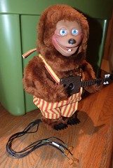 1985 Showbiz Pizza Mini Animatronic Billy Bob (unproduced prototype) (daniel85r) Tags: chuckecheese 1980s showbizpizza billybob rockafire rockafireexplosion creativeengineering