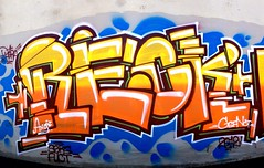 RECKS (UTap0ut's Pinche Mero Mole!) Tags: california ca street art cali graffiti paint tag style can spray letter graff aerosol reck nct gsf