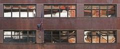 Chelsea NYC (alankin) Tags: newyorkcity windows newyork reflections chelsea manhattan bricks photowalk walls redbrick dccc west25thstreet windowreflections 35views niknala nikkoraf24mmf28 nikond300 5nov2011 1300121bu