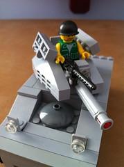 M551 Sheridan WIP ([Master Bricker]) Tags: tank lego vietnam sheridan