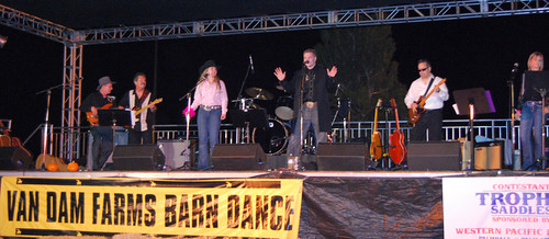 PRCA CA Circuit Finals Rodeo Van Dam Barn Dance Jacob Nelson and the Tone Wranglers