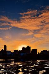 My poetic sunset 5 (fcribari) Tags: sunset brazil sky sun sol colors brasil clouds cores nikon cu prdosol nuvens recife pernambuco d7000