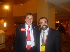 Joe Kaufman with Robert Spencer