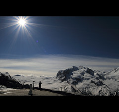 Monte Rosa and  (joytrip*) Tags: mountain schweiz switzerland swiss alpine gornergrat zermatt monterosa     permanentlyneutralizedstate
