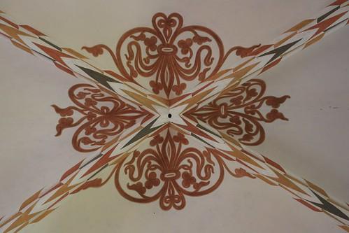 SCt. Bendts kirke - ceiling 2014-04-15-26