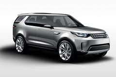 Land Rover Discovery Vision Concept (carscaballero) Tags: cars rover vision land concept discovery caballero