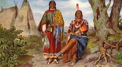 Staubs Bilderbuch / Indianer (micky the pixel) Tags: buch book amerika childrensbook livre indianer unterricht kinderbuch bilderbuch bildtafel staubsbilderbuch