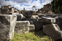 Il Foro Romano (Kybenfocando) Tags: travel italy rome roma landscape italia traveling viaggio viajar traveler fororomano viaggiare
