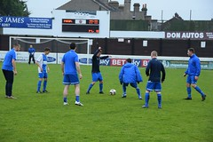 ChingfordAthResCustomHouse-10052016-00007 (Essex Alliance League) Tags: football essex grassroots customhouse eal dagenhamandredbridgefc division2cupfinal essexallianceleague chingfordathletic